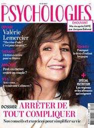 Psychologies / Hélène Mathieu |