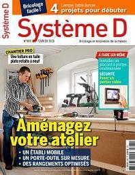Système D : Bricolage et aménagement de la maison / Vincent Montagne   Montagne, Vincent. Directeur de publication