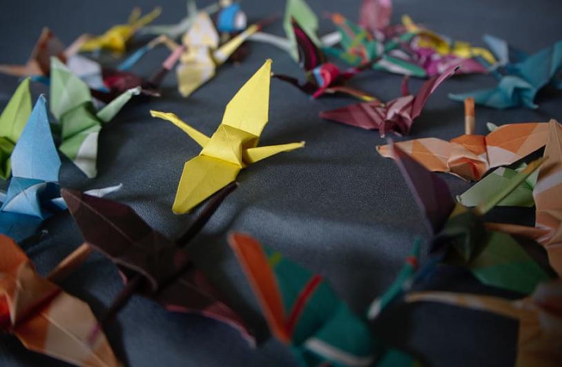 Atelier d'origami |