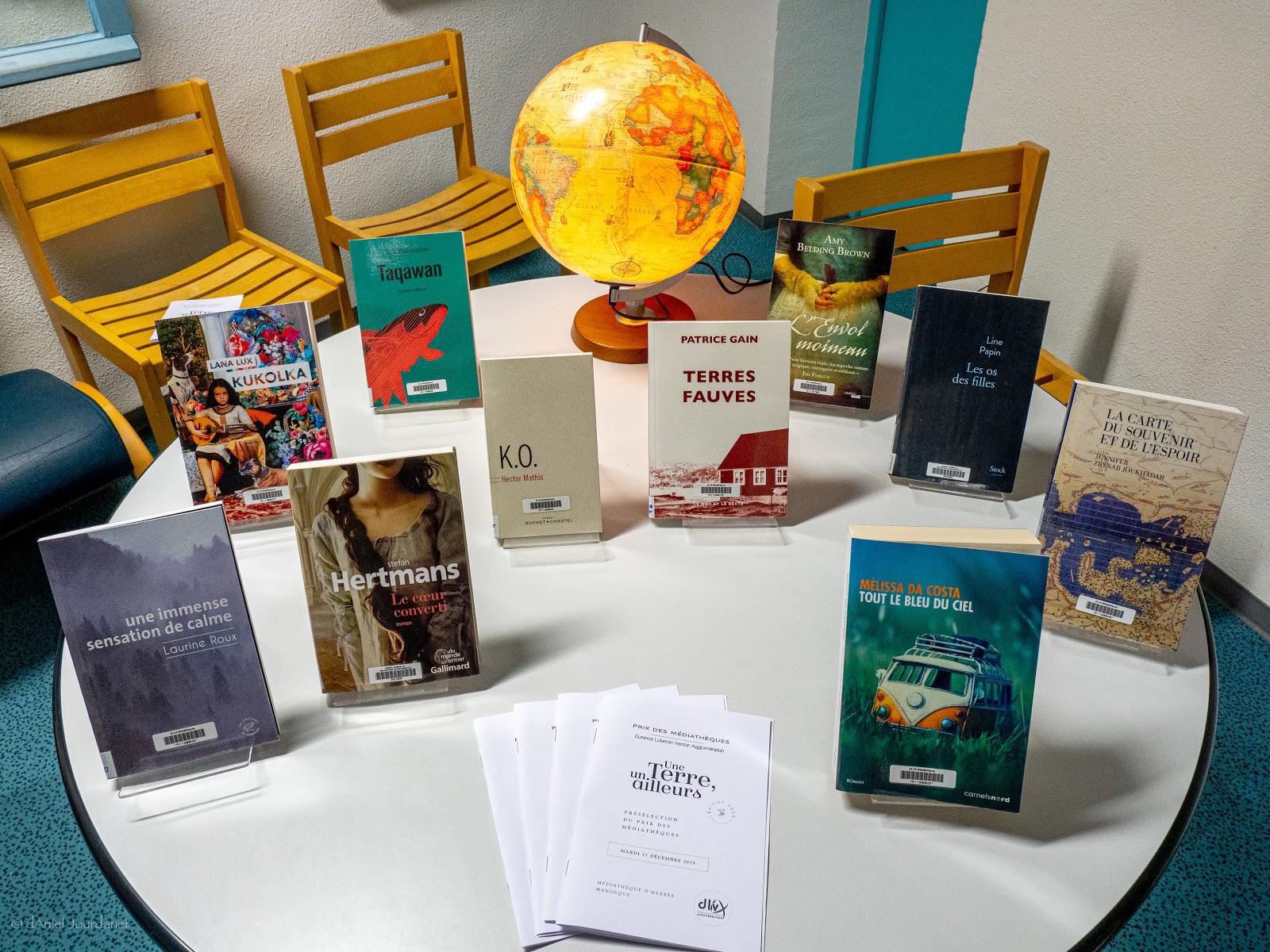 Comité de lecture spécial Prix des médiathèques sur la Toile |