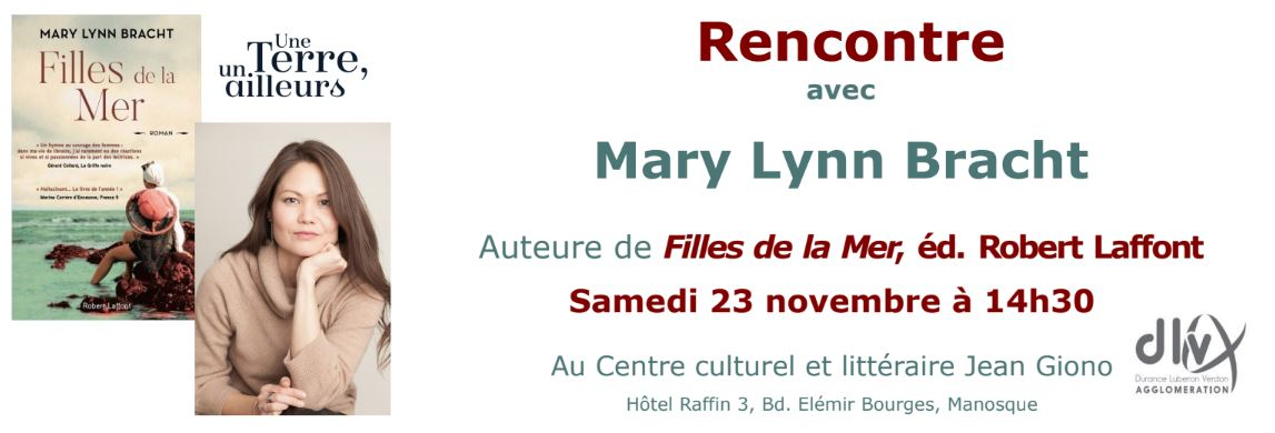 Rencontre avec Mary Lynn Bracht |